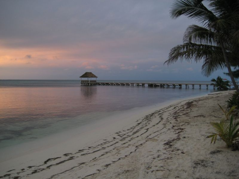Ambergris Cay Island Belize V31JX Tourist attractions spot
