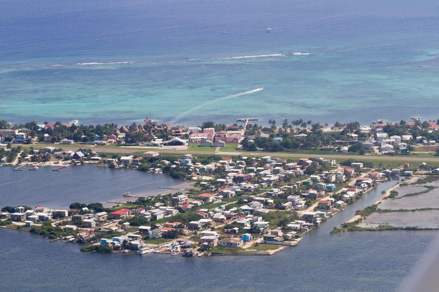 Ambergris Caye Island V31OK