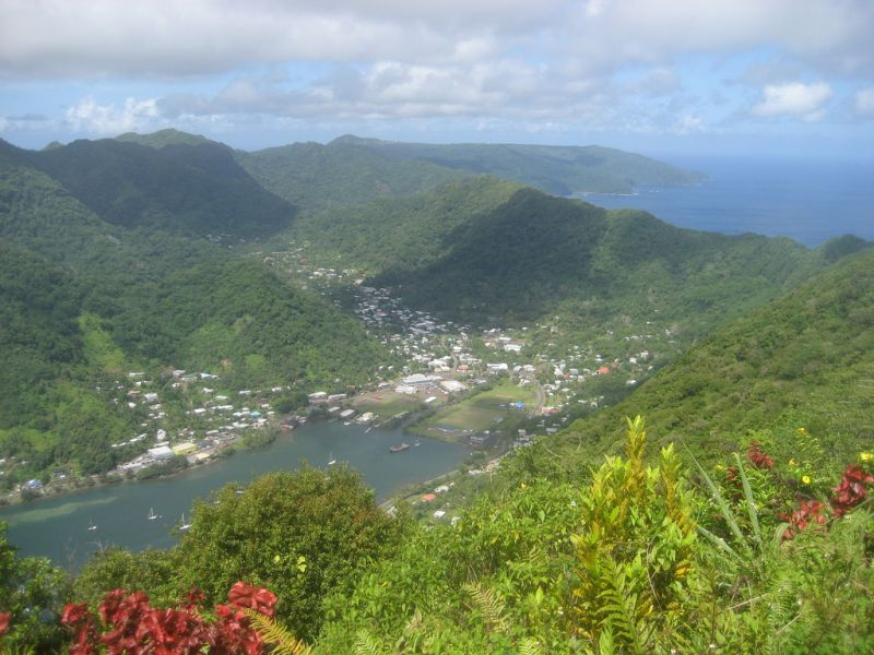 Американское Самоа AH0CO/KH8