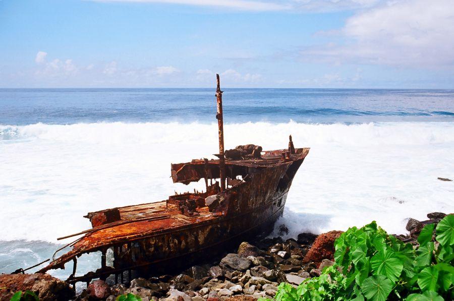 American Samoa KH8/N9YU Tourist attractions
