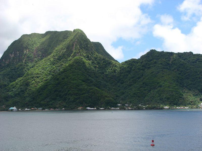 American Samoa W1AW/KH8