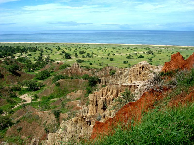 Angola D3AM Tourist attractions