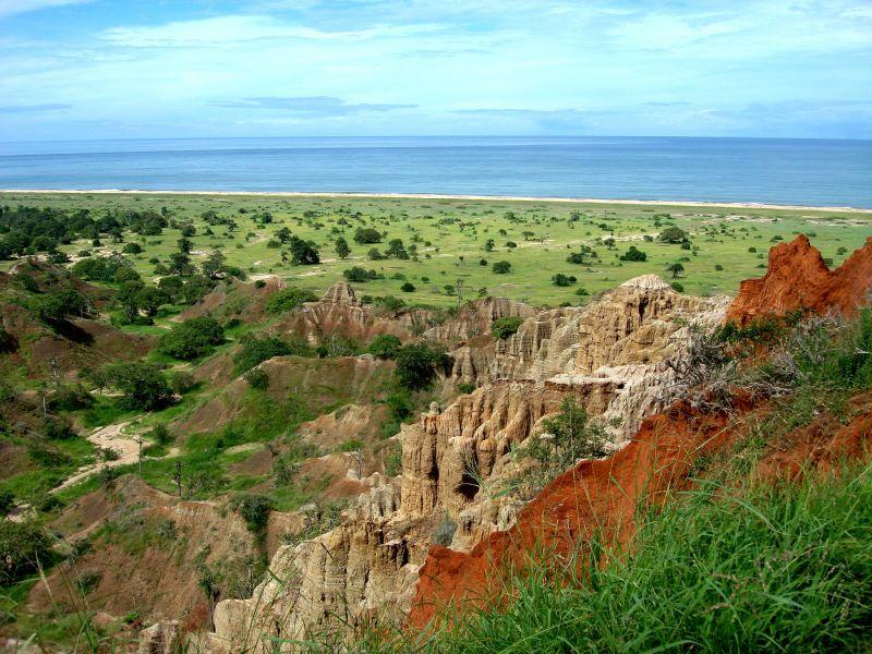 Ангола D3AM Туристические достопримечательноси