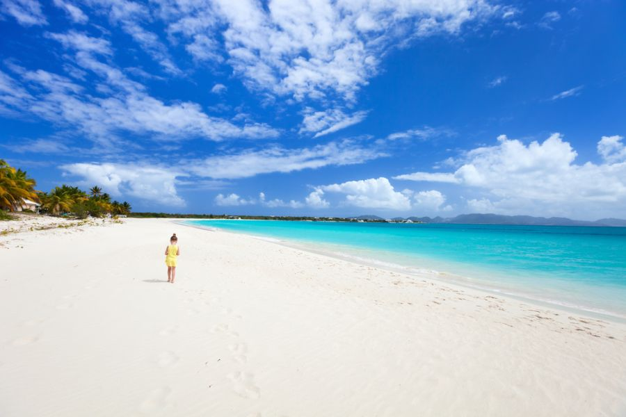 Anguilla Island VP2EAF Tourist attractions