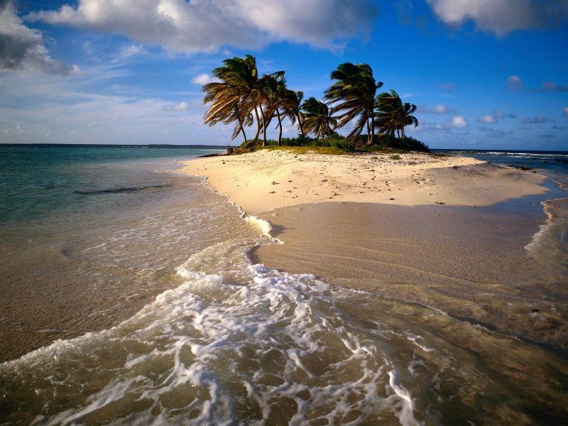 Anguilla Island VP2EAU Sandy Island.