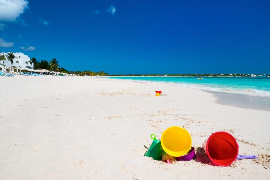 Anguilla Island VP2ECC Tourist attractions spot
