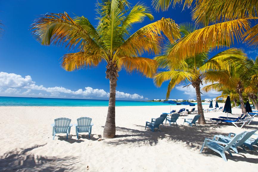 Остров Ангилья VP2EIM VP2EWX Туристические достопримечательности