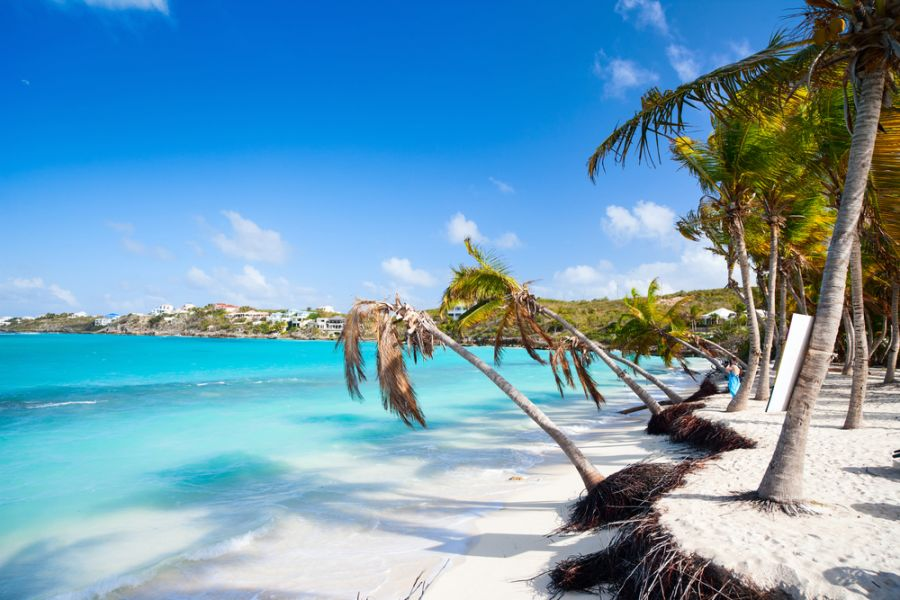 Anguilla Island VP2ELY Shoal Bay.
