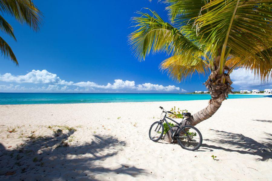 Остров Ангилья VP2ERM Туристические достопримечательности