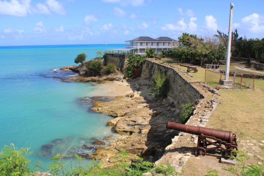 Остров Антигуа V25GB Туристические достопримечательности