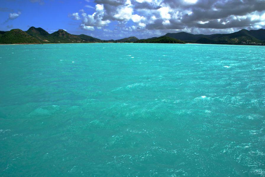 Остров Антигуа V25VYC Туристические достопримечательности