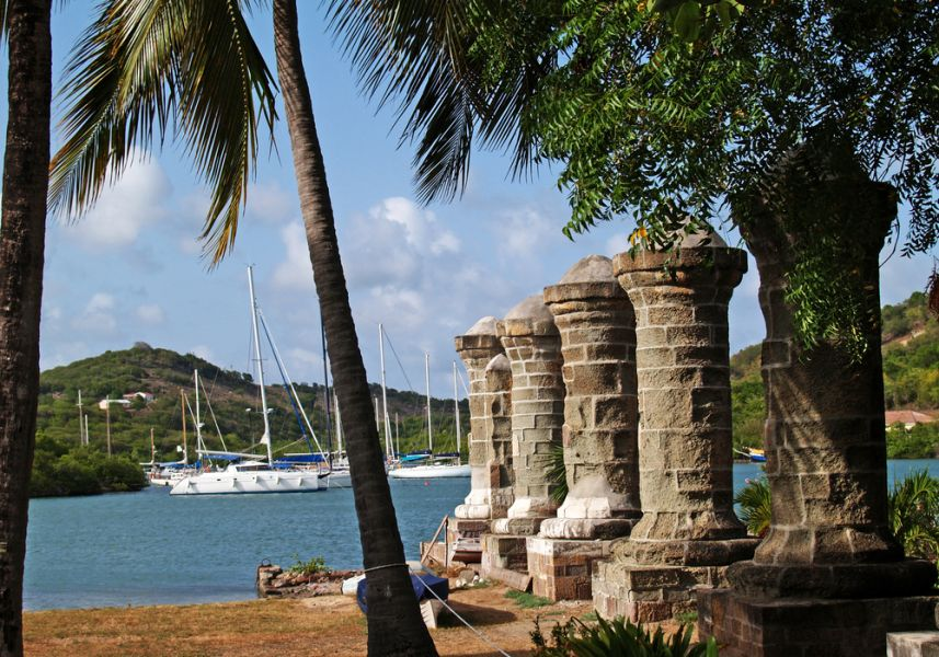 Antigua Island V26K Tourist attractions spot