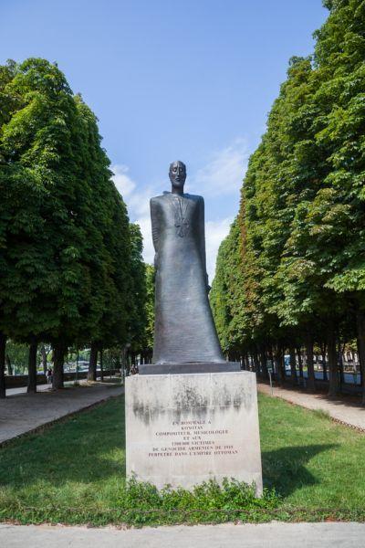 100 Year Armenian Genocide EK100 Komitas