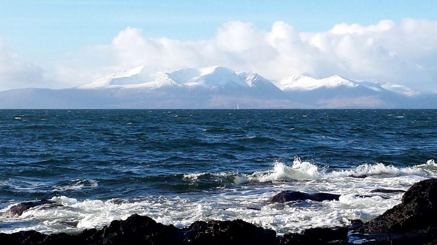 Isle of Arran GM7O DX News