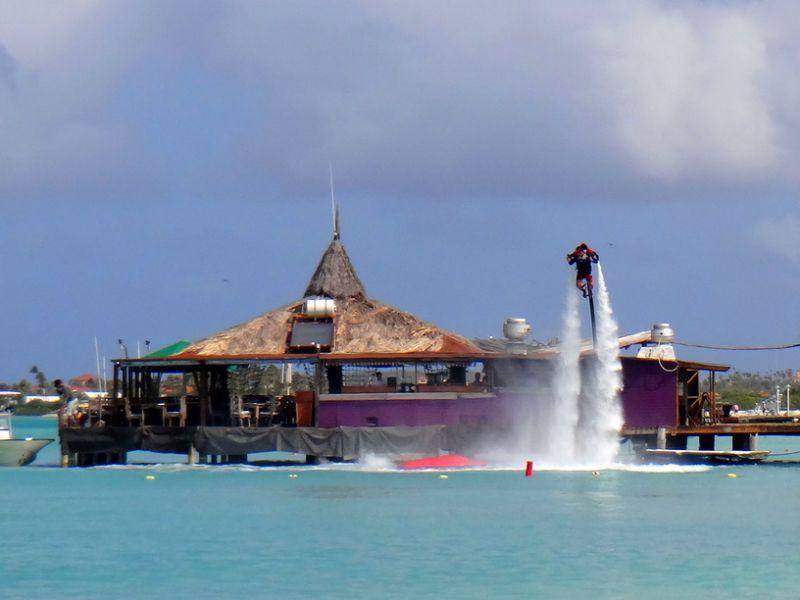 Aruba P4/N4QS Tourist attractions