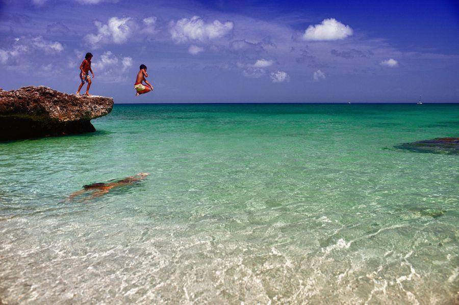 Aruba Island P4/PA7DA