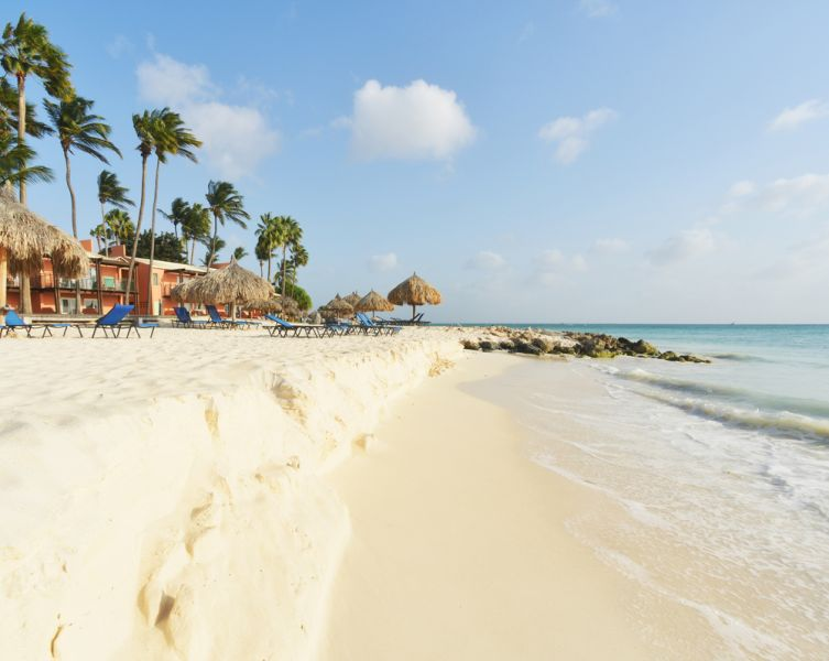 Aruba P40DX DX News The Eagle Beach