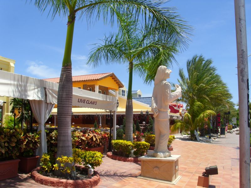 Aruba P40PX Tourist attractions spot