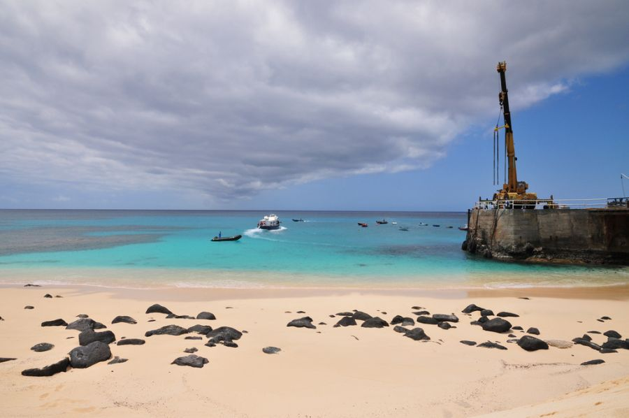 Ascension Island ZD8R DX News