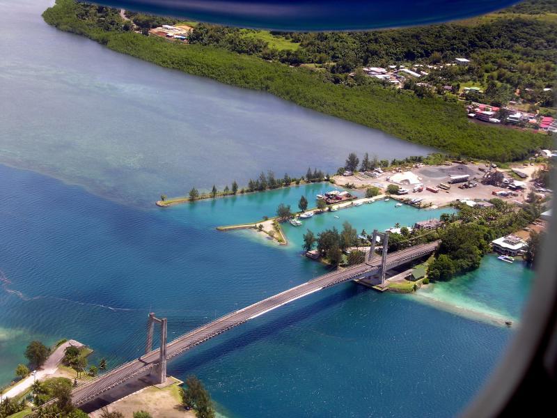 Остров Бабелдаоб Бабелтуап T8GJ