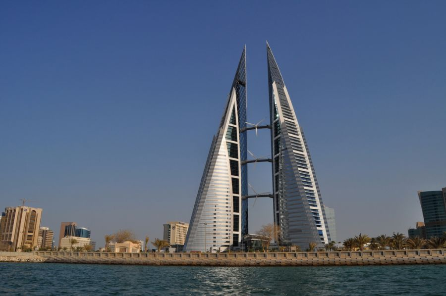 Bahrain A96A Tourist attractions spot