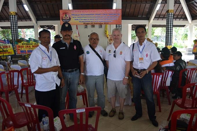 Остров Бали YB9/HA3JB ORARI