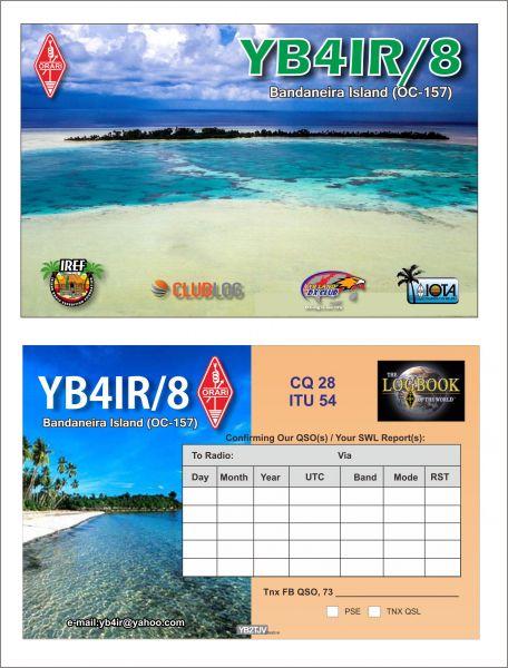Banda Neira Island YB4IR/8 Banda Islands