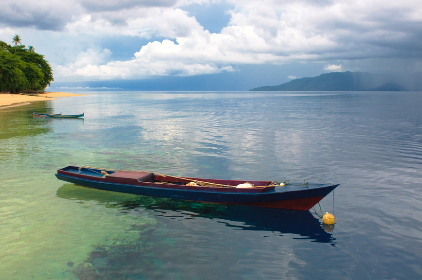 Banda Neira Island YB4IR/8 Banda Islands DX News