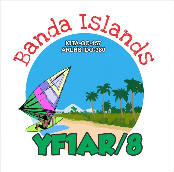 Banda Islands YF1AR/8