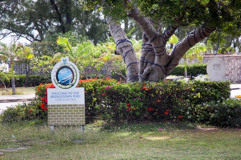 Остров Барбадос 8P2K 8P6SH Туристические достопримечательности