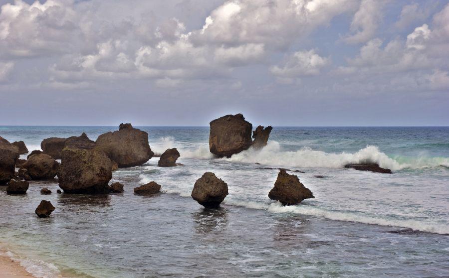 Барбадос 8P9RY
