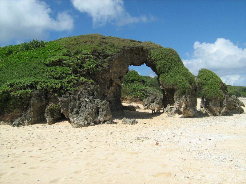 Острова Батанес DV1UD/P Туристические достопримечательности