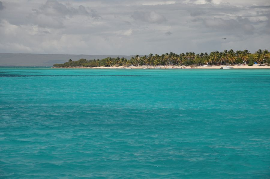 Остров Беата IOTA HI1UD