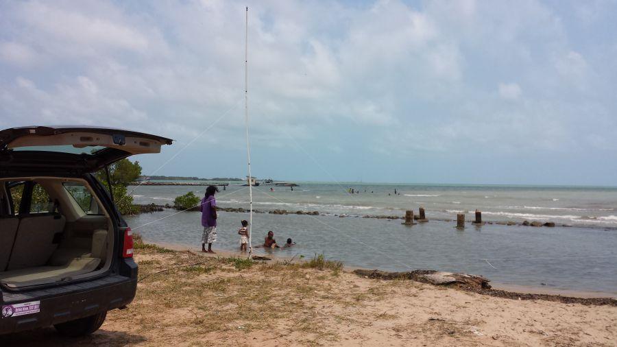 Belize V31HV V31HV/P Beach