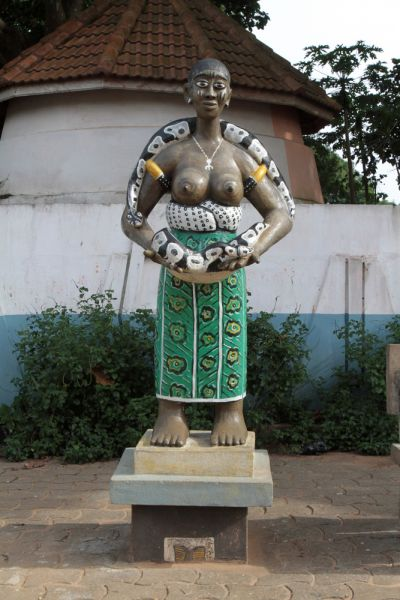 Benin TY2SN Tourist attractions spot