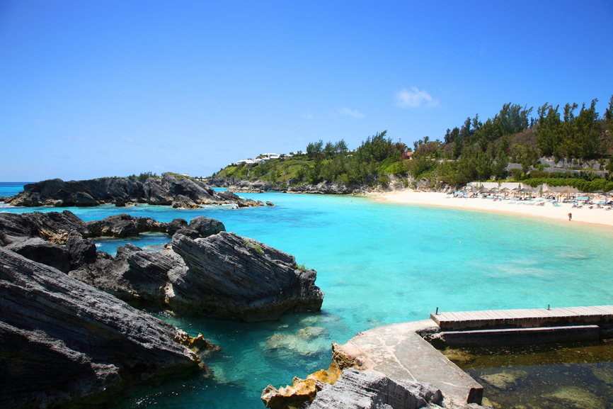 Бермудские острова DL3YM/VP9