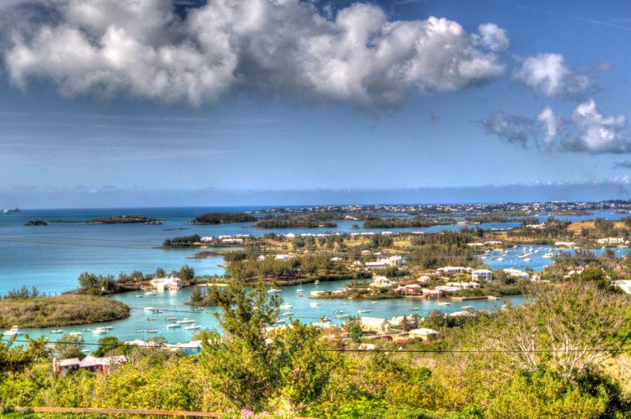 Бермудские острова KL7SB/VP9 VP9I