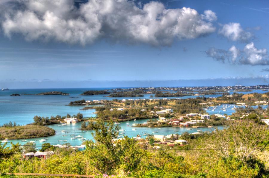 Бермудские острова VA3QSL/VP9
