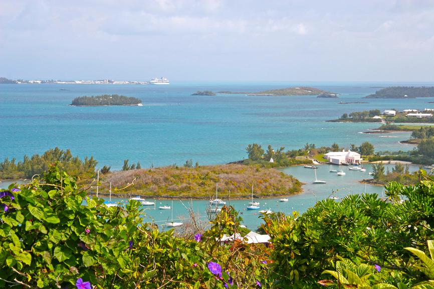 Бермудские острова VP9/N3AD DXing
