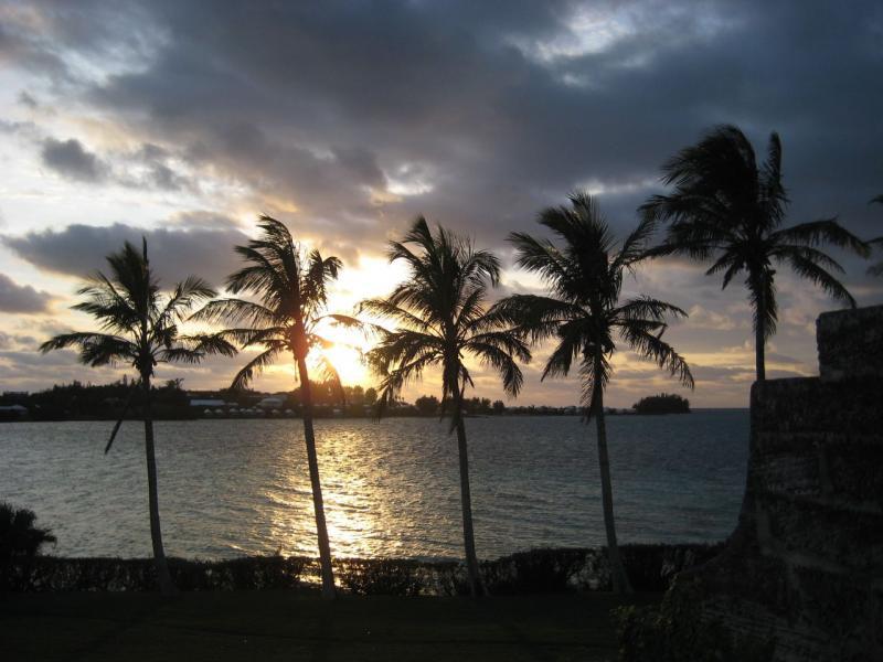 Бермудские острова VP9/AA1AC Туристические достопримечательности.