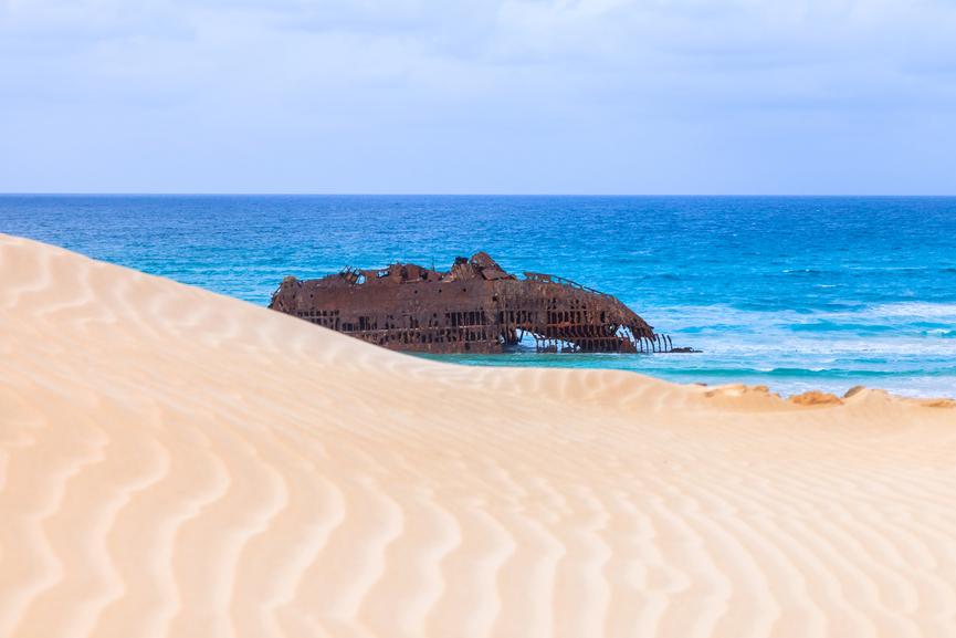 Boa Vista Island D44TCA Cabo Verde Cape Verde