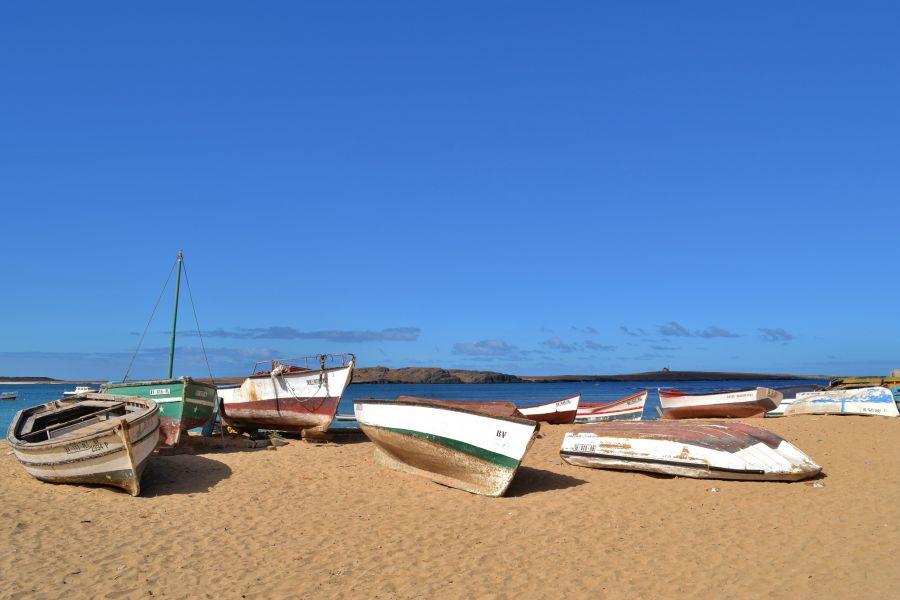 Boa Vista Island Cabo Verde D44TUJ Cape Verde Tourist attractions