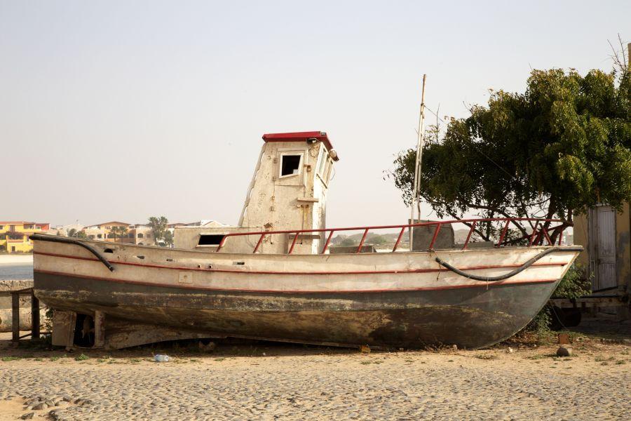 Остров Боавишта Кабо Верде D44TUJ Острова Зеленого Мыса