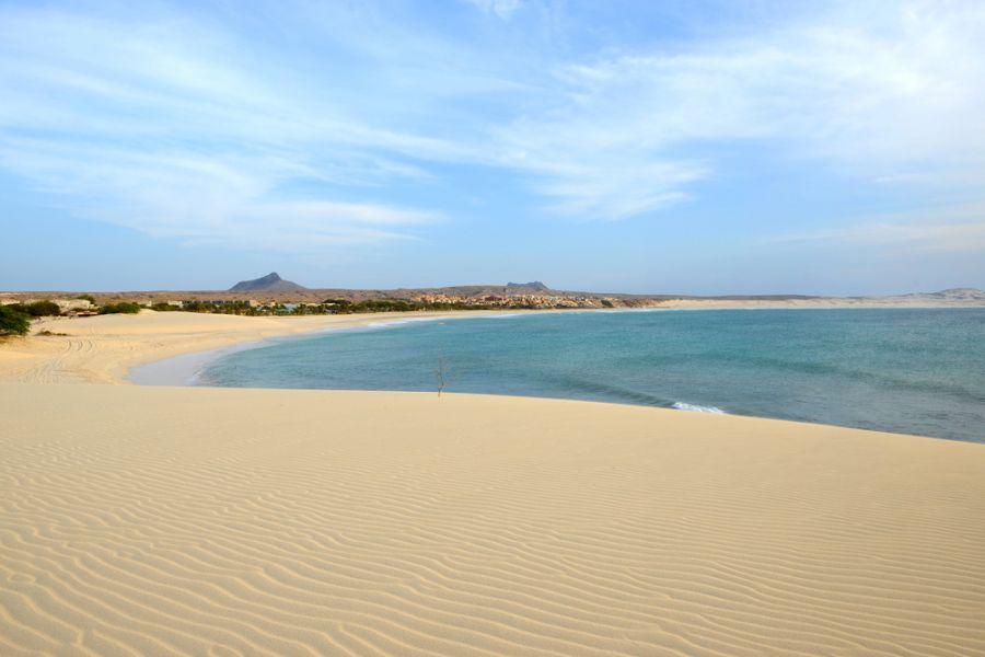 Boa Vista Island Cabo Verde Cape Verde D44TUK D44TUQ