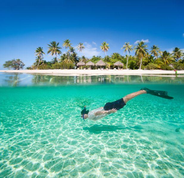 Остров Бора Бора FO/OE1SSS Туристические достопримечательности