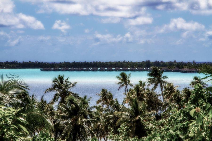 Bora Bora Island FO/WV6E FO/AI4VU DX News