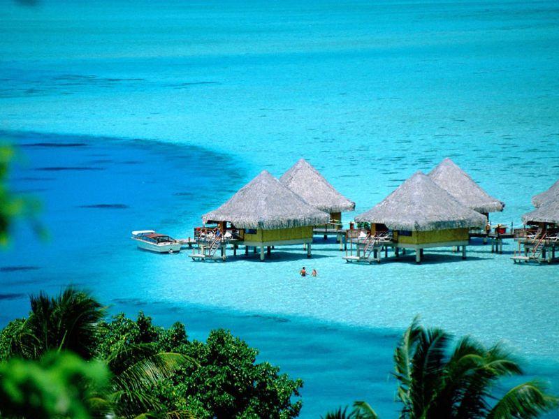 Bora Bora Island FO/WV6E FO/AI4VU