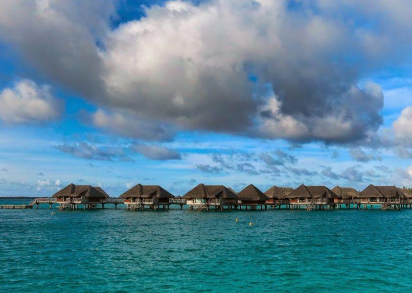 Bora Bora Island FO/K8PGJ DX News