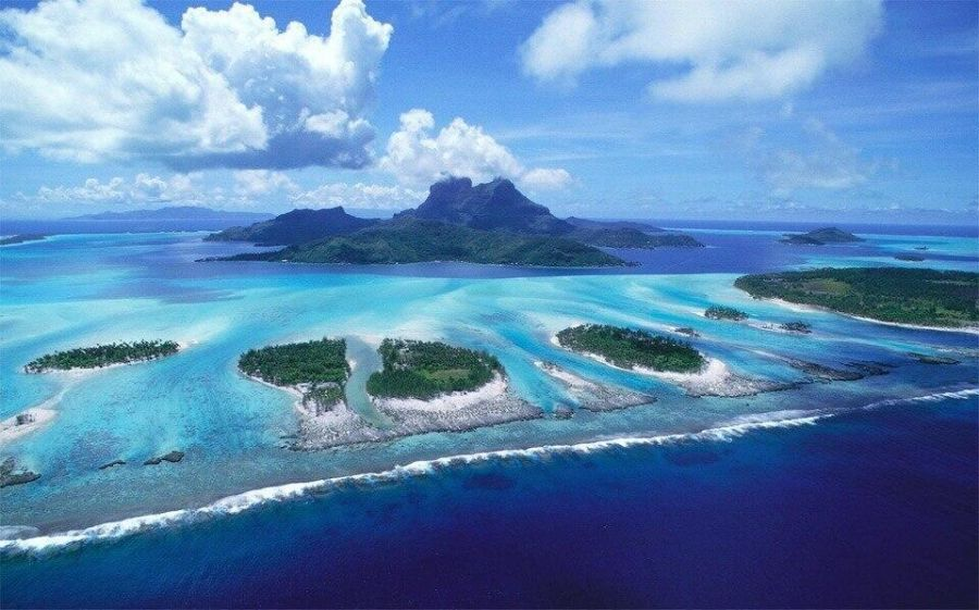 Bora Bora FO/K8PGJ Tourist attractions