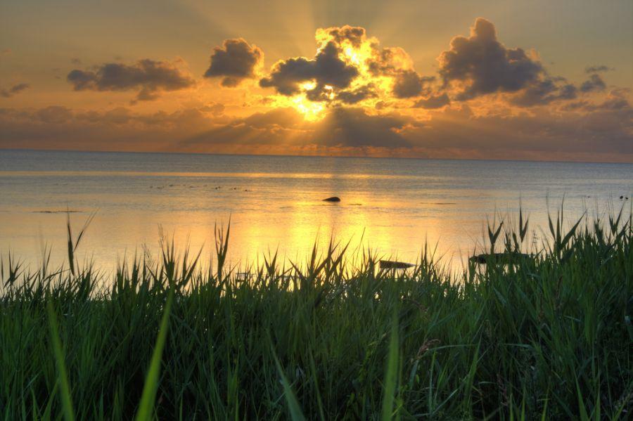 Остров Борнхольм OZ0BO Туристические достопримечательности